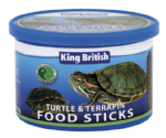 Turtle and Terrapin Food Sticks with IHB - 110g